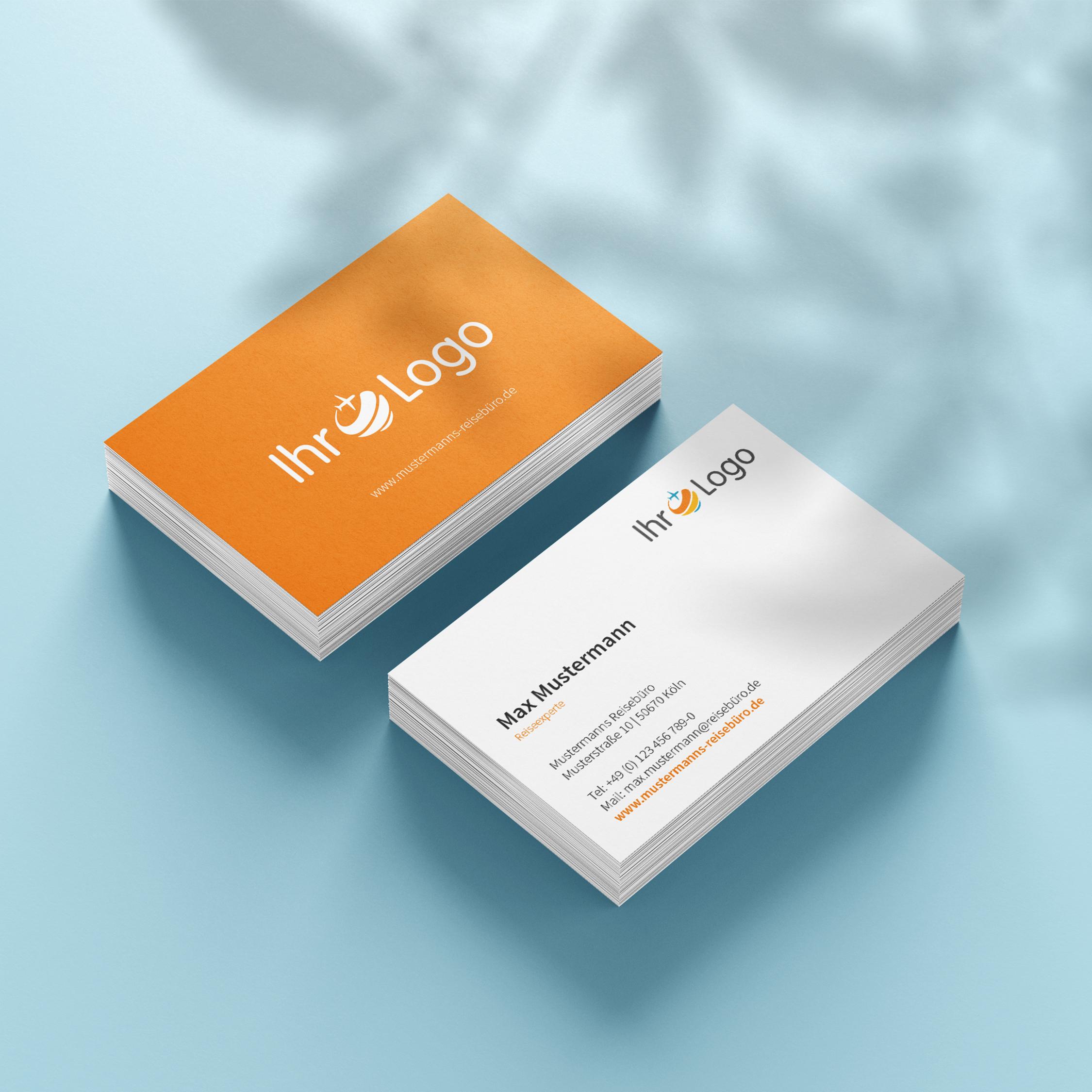 Visitenkarten - Design #1