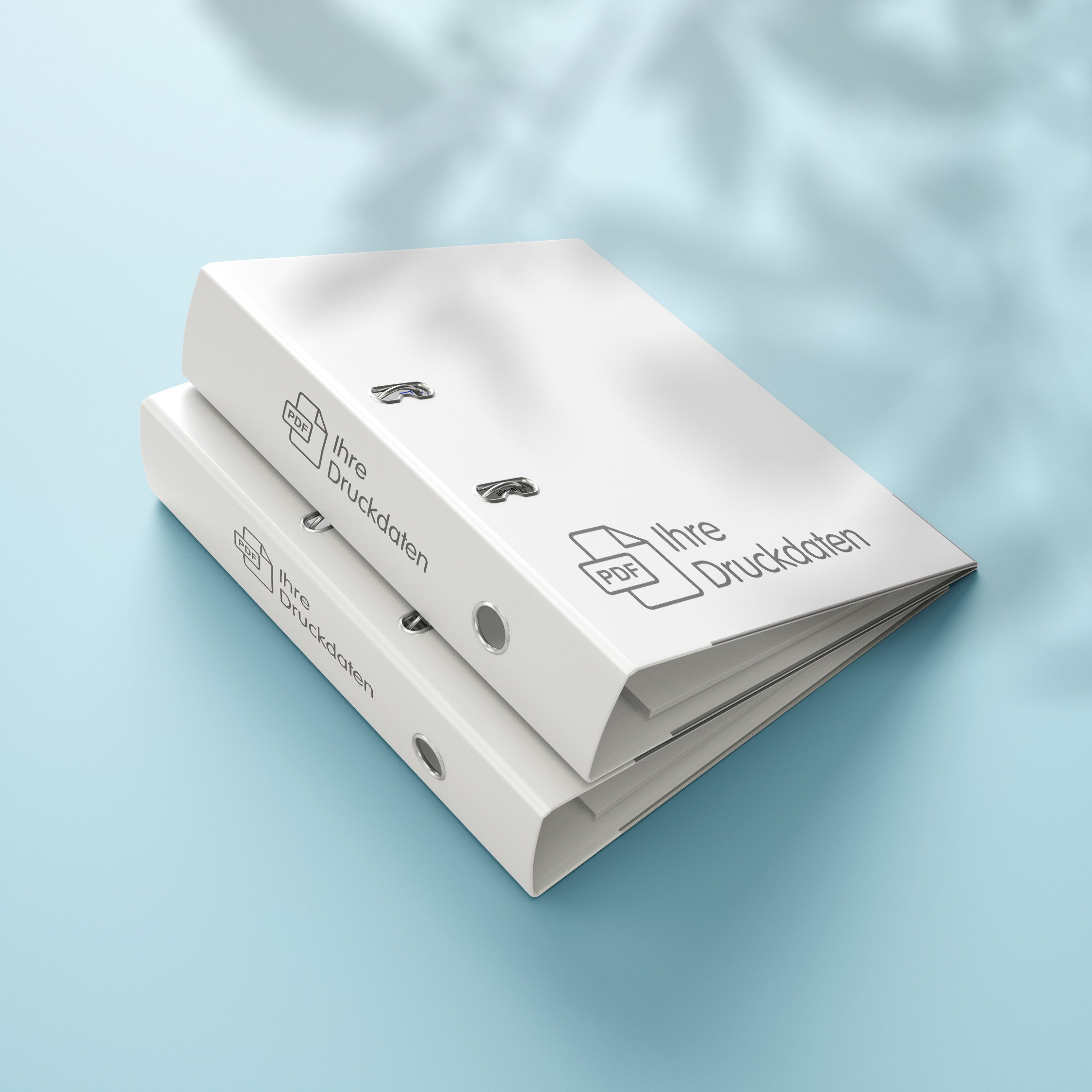 Ordner - Design White