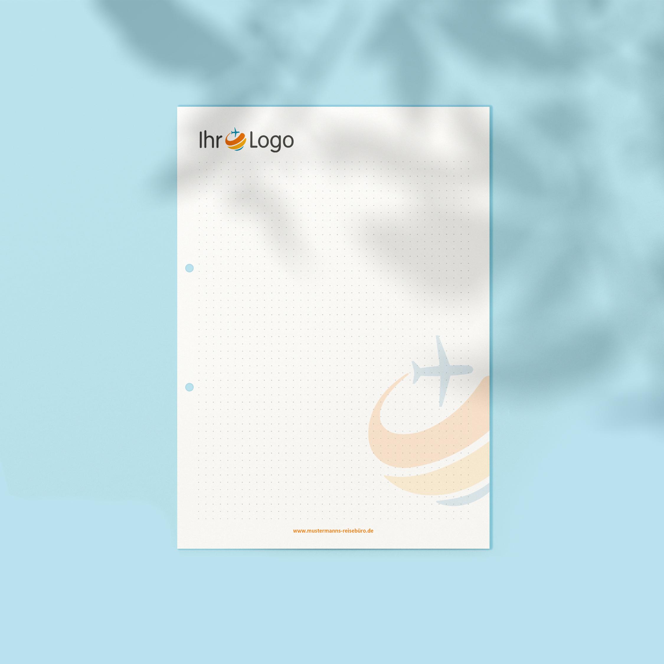 Blöcke (gelocht) - Design