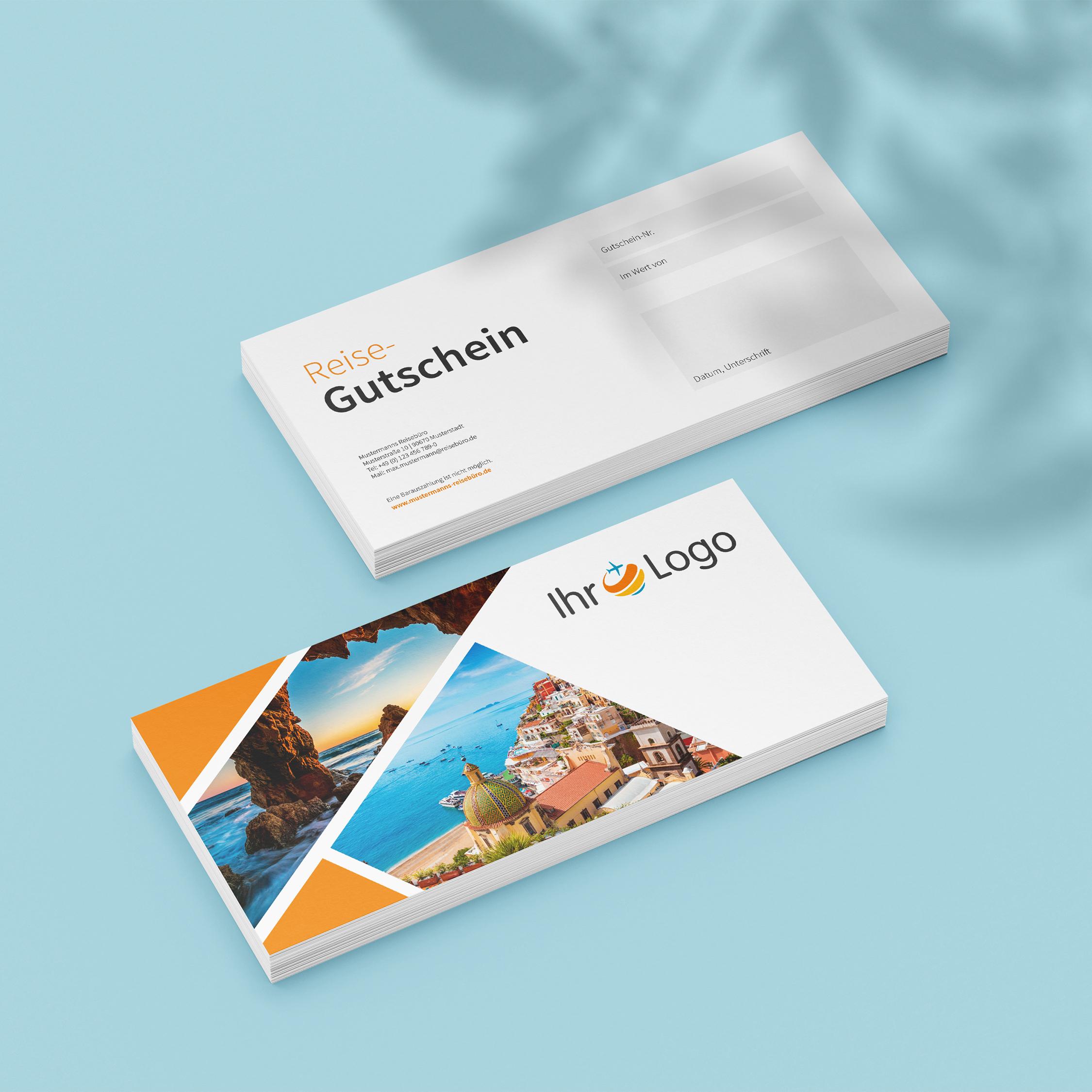 Gutscheine - Design #2