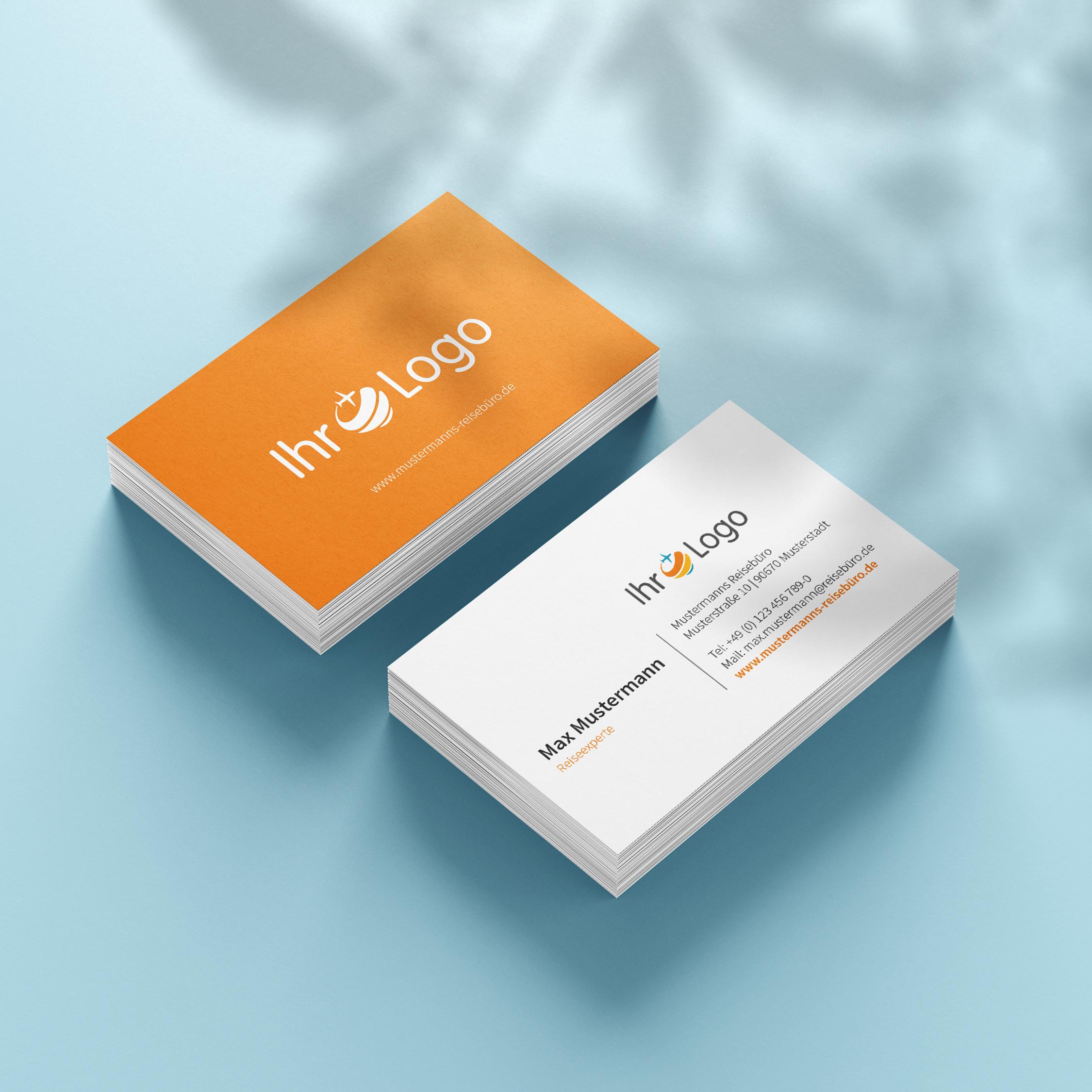Visitenkarten - Design #2