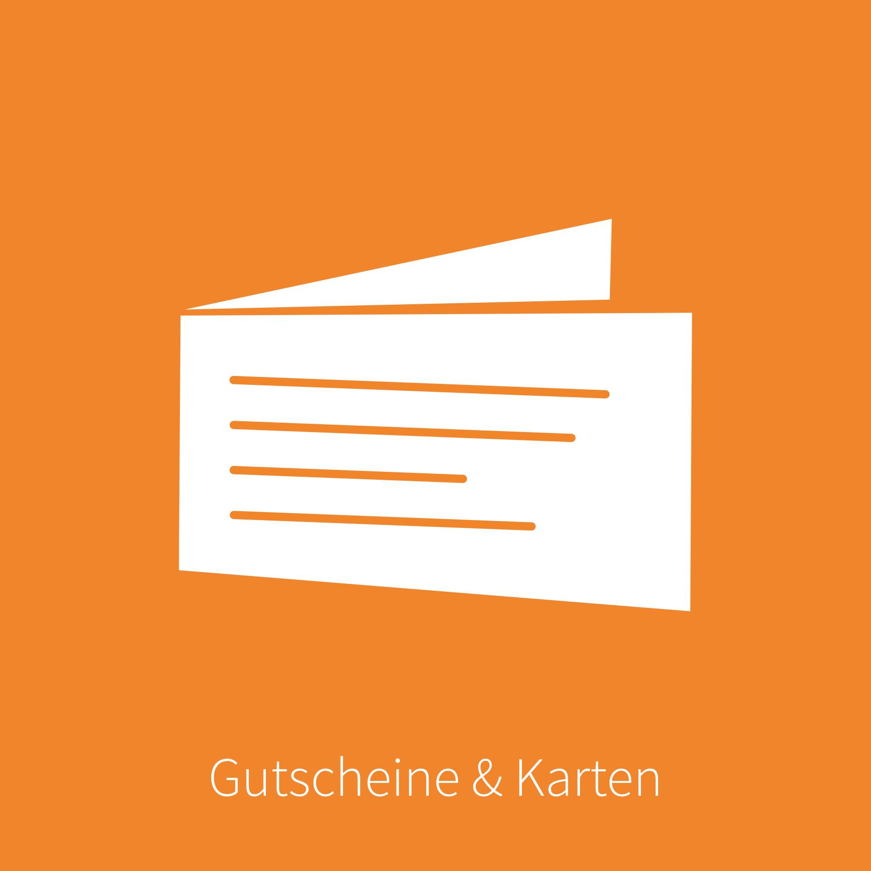 Gutscheine & Karten
